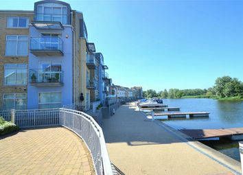 Thumbnail 2 bed flat for sale in Hinsby Court, Shepherd Drive, Eynesbury, St Neots, Cambridgeshire