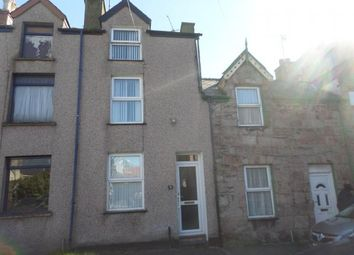 Thumbnail 3 bed terraced house for sale in 9, New Street, Caernarfon
