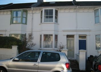 Thumbnail 4 bed terraced house to rent in Hanover Street, Hanover, Brighton
