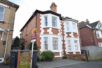 Thumbnail 3 bedroom semi-detached house for sale in Wolverton Road, Boscombe