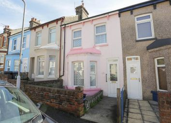 Thumbnail 2 bed terraced house for sale in Kitchener Road, Dover