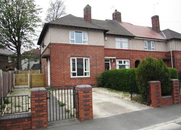 Thumbnail 2 bed end terrace house to rent in Wordsworth Close, Sheffield