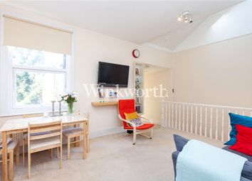 Thumbnail 3 bed flat to rent in Hillview Gardens, London