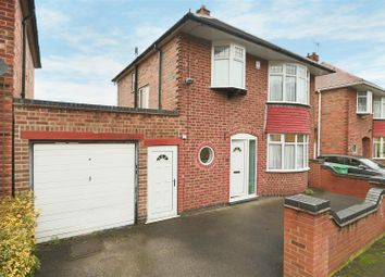 Thumbnail 3 bed detached house for sale in Newfield Road, Sherwood, Nottingham