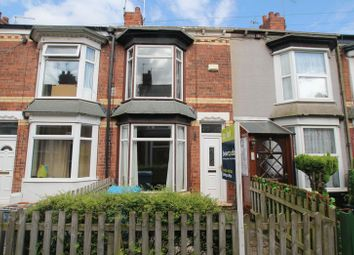 Thumbnail 2 bed terraced house to rent in Clinton Avenue, Manvers Street, Hull