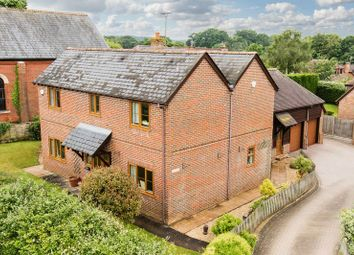 Thumbnail 4 bed detached house for sale in Forest Road, Nomansland, Salisbury