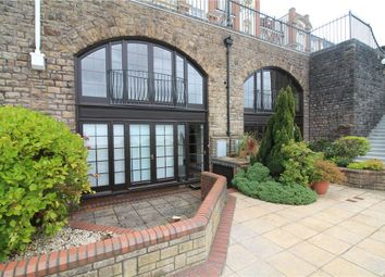 Thumbnail 2 bed maisonette for sale in Nore Road, Portishead, North Somerset