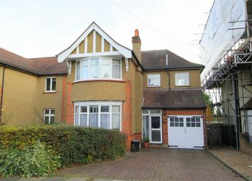 Thumbnail 4 bed semi-detached house for sale in Myddelton Gardens, London