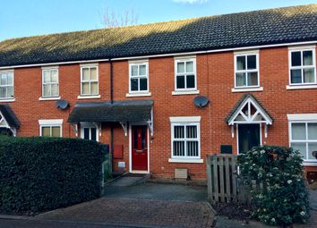 Thumbnail 2 bed terraced house for sale in Mitre Way, Ipswich