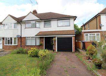 Thumbnail 5 bed semi-detached house for sale in Peplins Way, Brookmans Park, Hatfield