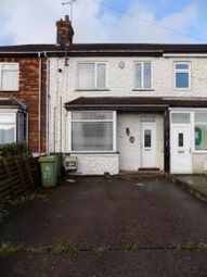 Thumbnail 3 bed terraced house for sale in Manby Road, Immingham