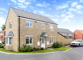 Thumbnail 3 bed detached house for sale in Wrag View, Highworth, Swindon