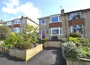 Thumbnail Semi-detached house for sale in Edward Street, Lower Weston, Bath, Somerset