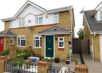 Thumbnail 3 bed semi-detached house for sale in Binstead Close, Yeading