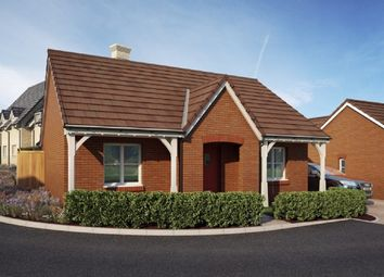 Thumbnail 2 bedroom detached bungalow for sale in Tadpole Garden Village, Tadpole Garden Village, Swindon