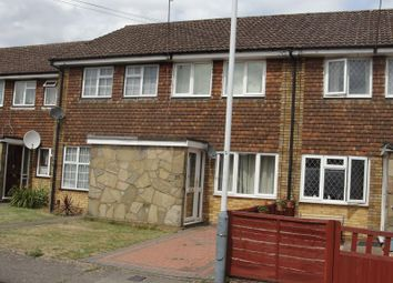 Thumbnail 2 bed terraced house to rent in Cleave Avenue, Hayes