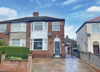 Thumbnail 3 bed semi-detached house for sale in Seagrave Crescent, Gleadless