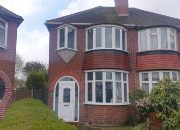 Thumbnail 3 bed semi-detached house to rent in Harrowby Place, Willenhall