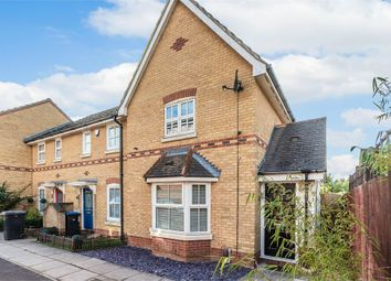 Thumbnail 3 bed end terrace house for sale in Albert Gardens, Church Langley, Harlow, Essex