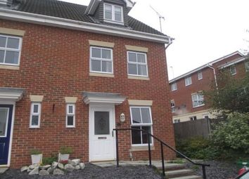 Thumbnail 3 bed semi-detached house to rent in Bratton Drive, Nottingham