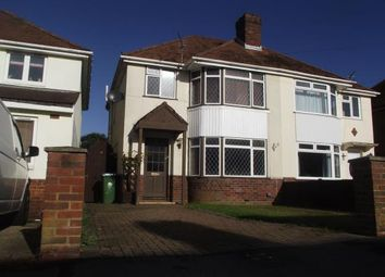 Thumbnail 3 bed semi-detached house for sale in Luton Road, Southampton