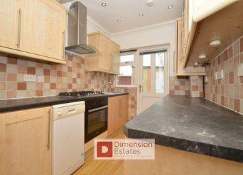 Thumbnail 3 bed end terrace house to rent in Kelly Way, Chadwell Heath, Dagenham, Romford, Essex