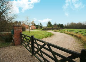 Thumbnail 5 bed detached bungalow for sale in Newark Road, Hockerton, Southwell