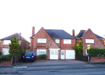 Thumbnail 4 bed detached house for sale in Carlton Drive, Wigston, Leicester, Leicestershire