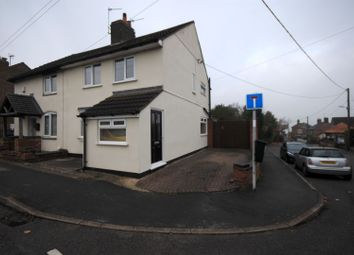 3 bed semi-detached house for sale in Main Street, Bagworth, Coalville LE67
