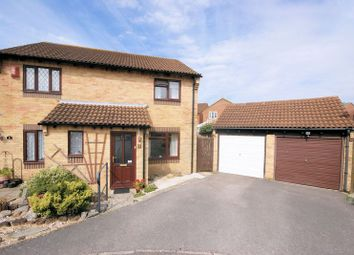 Thumbnail 2 bed semi-detached house for sale in Swift Close, Lee-On-The-Solent