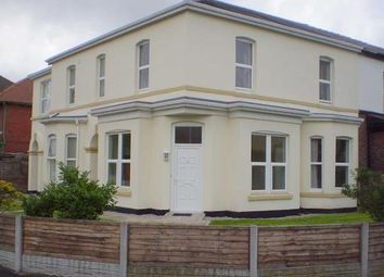 Thumbnail 1 bed flat to rent in Sefton Street, Southport