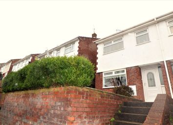 Thumbnail 2 bed semi-detached house for sale in Holton Road, Barry