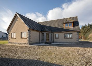 Thumbnail 5 bed detached house for sale in Cornhill, Banff, Aberdeenshire