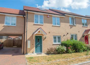 3 bed terraced house for sale in Strachey Close, Saffron Walden CB10