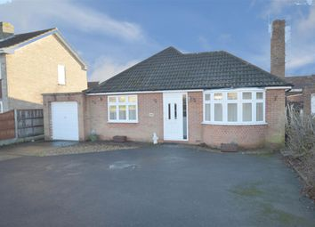 Thumbnail 2 bed bungalow for sale in Grantham Road, Sleaford