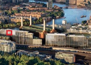 Thumbnail 2 bedroom flat for sale in Battersea Power Station, Dawson House 2 Bed Apartment