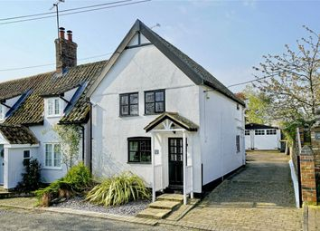 Thumbnail 2 bed cottage for sale in High Street, Lower Dean, Huntingdon, Bedfordshire