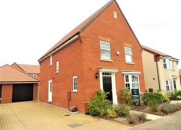 Thumbnail 4 bed link-detached house to rent in Sir Williams Lane, Aylsham, Norfolk