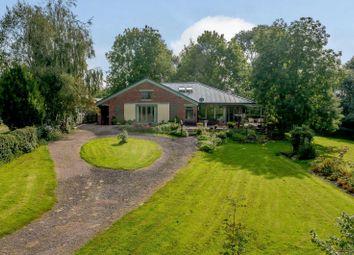 Willington, Malpas SY14. 4 bed detached house for sale