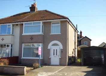 Thumbnail 3 bedroom semi-detached house for sale in Borrowdale Grove, Morecambe