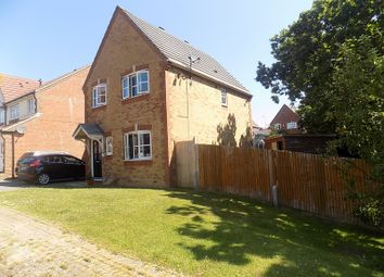 Thumbnail 3 bed detached house for sale in Medina Drive, Stone Cross, Pevensey