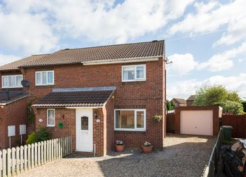 Thumbnail 2 bedroom semi-detached house for sale in Riverside Walk, Strensall, York