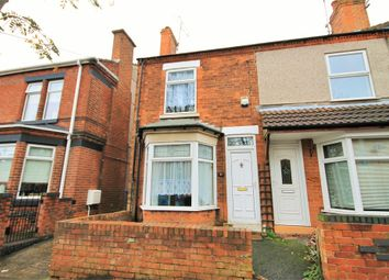 Thumbnail 2 bed end terrace house to rent in Montague Street, Mansfield, Nottinghamshire