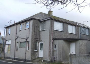 Thumbnail 2 bed flat to rent in Fore Street, Tintagel