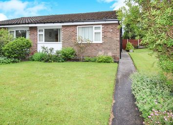 Thumbnail 3 bedroom bungalow for sale in Fairfax Close, Marple, Stockport