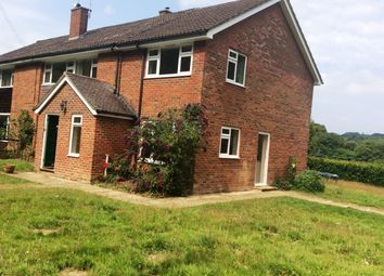 Thumbnail 5 bed semi-detached house to rent in Weirwood, Priory Road, Forest Row