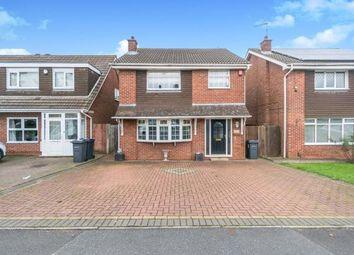 Thumbnail 4 bed detached house for sale in Yardley Wood Road, Yardley Wood, Birmingham, West Midlands