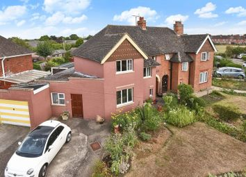 Thumbnail 2 bed semi-detached house for sale in Caldecott Road, Abingdon