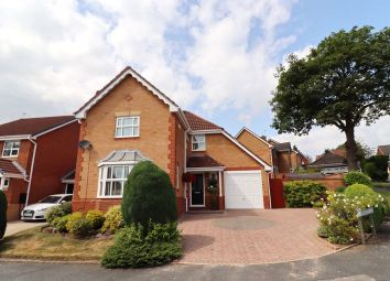 Thumbnail 4 bed detached house for sale in Boothstown Drive, Worsley, Manchester