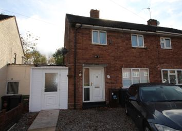 Thumbnail 2 bedroom semi-detached house for sale in Rough Hills Road, Wolverhampton